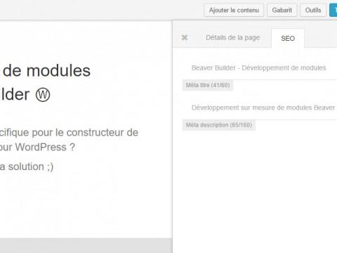 Toolbox module for Beaver Builder