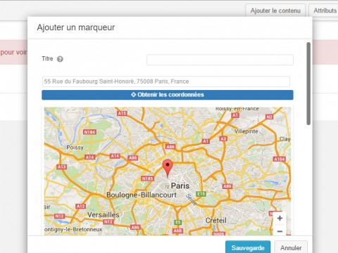 Google maps module for Beaver Builder